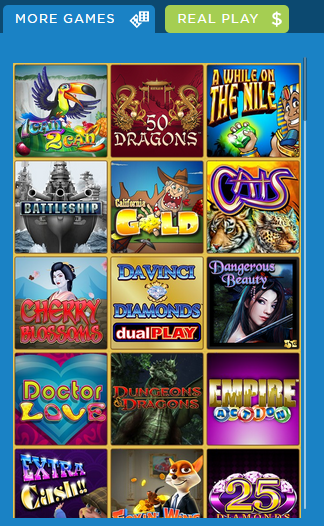 Resorts Casino games review